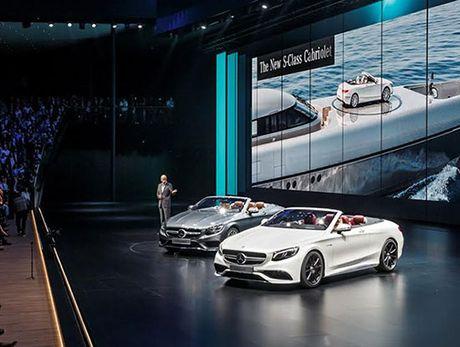 5 mau xe the thao 2 cua cua Mercedes-Benz sap xuat hien - Anh 1