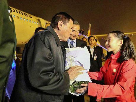 Ong Duterte da toi Bac Kinh - Anh 2