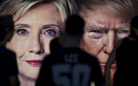 Co gi trong vong doi dau cuoi cung giua Trump va Clinton? - Anh 1