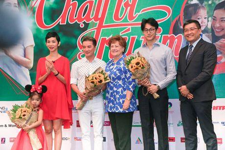 Khoi dong chuong trinh 'Chay vi trai tim 2016' - Anh 1