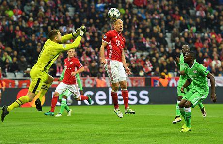 Robben ruc sang, Bayern cat mach 3 tran khong thang - Anh 13