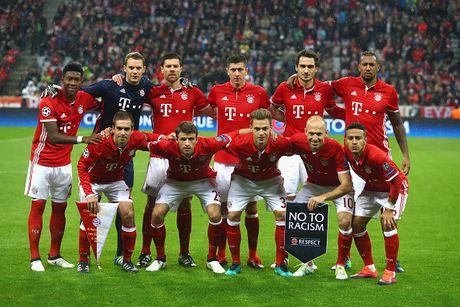 Robben ruc sang, Bayern cat mach 3 tran khong thang - Anh 1