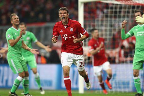 Robben ruc sang, Bayern cat mach 3 tran khong thang - Anh 4