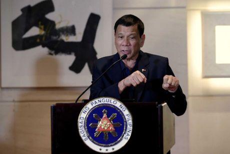Tong thong Philippines lai lang ma ong Obama - Anh 1