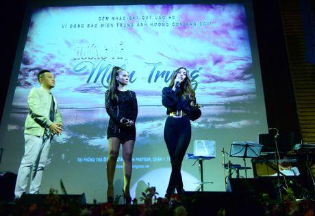 Ha Ho tu Quang Binh ve TP.HCM gop giong ung ho mien Trung - Anh 2
