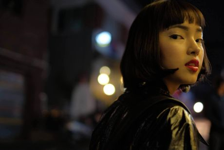 Hot girl Chau Bui va ban trai noi bat tai Han Quoc - Anh 1