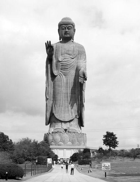 Buc tuong Phat bang dong lon nhat the gioi - Anh 13