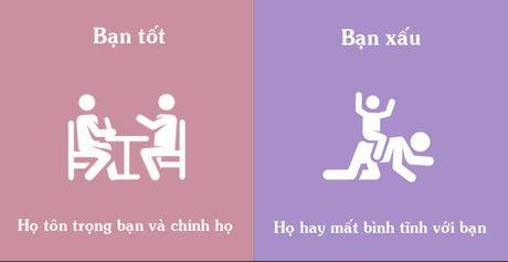Su khac biet giua ban tot va nguoi gia tao - Anh 3