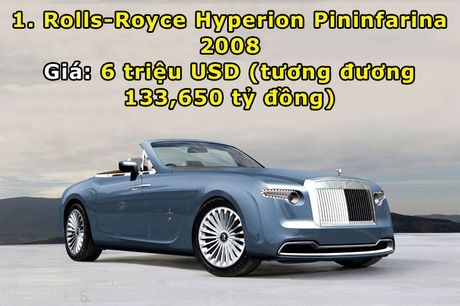 Top 10 sieu xe Rolls-Royce dat nhat trong lich su - Anh 1