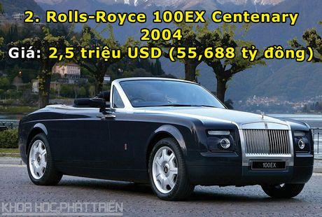 Top 10 sieu xe Rolls-Royce dat nhat trong lich su - Anh 2