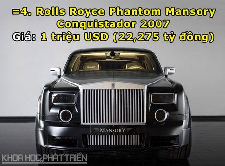 Top 10 sieu xe Rolls-Royce dat nhat trong lich su - Anh 4