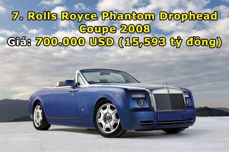 Top 10 sieu xe Rolls-Royce dat nhat trong lich su - Anh 7