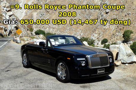 Top 10 sieu xe Rolls-Royce dat nhat trong lich su - Anh 9