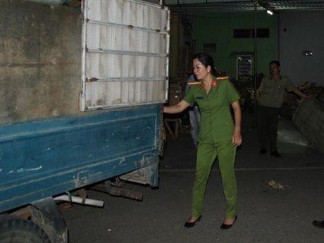 Bat 40 tan hang Trung Quoc chuyen lau ve ga Da Nang - Anh 1