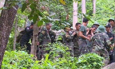 Truy thang quan ham cho 3 phi cong hy sinh khi bay huan luyen - Anh 2