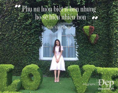 Nha Phuong: Phu nu luon biet it hon, nhung se hieu nhieu hon! - Anh 6