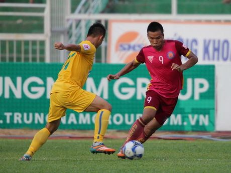 Sai Gon FC 'mua nguoi' cua HAGL - Anh 2