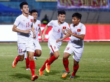 'U19 Viet Nam se cam hoa U19 Iraq' - Anh 1