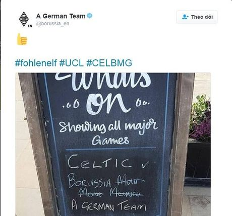 HAI HUOC: Quan ruou o Scotland khong viet noi ten cua Borussia Monchengladbach - Anh 1