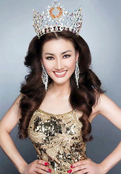 Tracy Hang Nguyen dai dien Viet Nam thi Mrs World 2016 - Anh 1