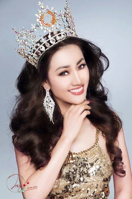 Tracy Hang Nguyen dai dien Viet Nam thi Mrs World 2016 - Anh 3