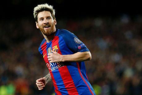 Chum anh: Messi 'gieo sau' cho thay cu Pep Guardiola - Anh 14
