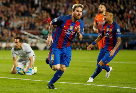 Chum anh: Messi 'gieo sau' cho thay cu Pep Guardiola - Anh 5