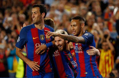 Chum anh: Messi 'gieo sau' cho thay cu Pep Guardiola - Anh 6