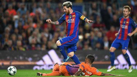 DHTB luot tran 3 vong bang Champions League: Vinh danh Messi va Oezil - Anh 10