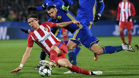 DHTB luot tran 3 vong bang Champions League: Vinh danh Messi va Oezil - Anh 6