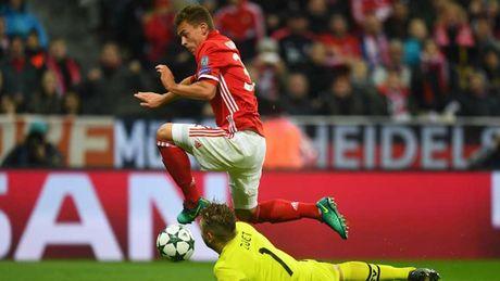 DHTB luot tran 3 vong bang Champions League: Vinh danh Messi va Oezil - Anh 7