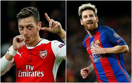 BXH Champions League 2016/2017: An tuong voi Barca va Leicester City - Anh 1