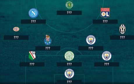 Man City 'thong tri' doi hinh te nhat luot tran 3 Champions League - Anh 1