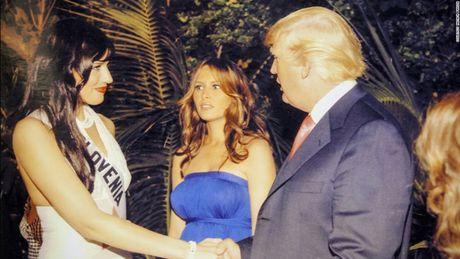 Vo Donald Trump: Thoi tho au o Slovenia toi tham vong de nhat phu nhan - Anh 11