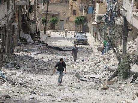 Nga quyet dinh keo dai lenh ngung ban o Aleppo them 24 gio - Anh 1