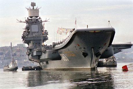 IISS: Nga se lam doi trong voi NATO o Dong Dia Trung Hai - Anh 1