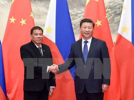 Philippines keu goi cong chung cho chi dao cua Tong thong - Anh 1