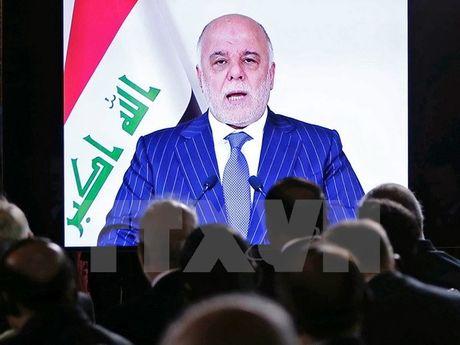 Iraq: Quan chinh phu gianh quyen kiem soat nhieu noi o Mosul - Anh 1