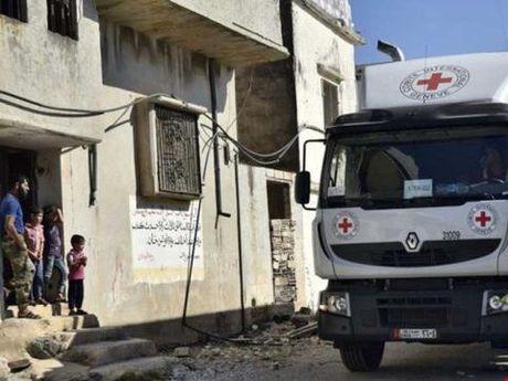 Tho Nhi Ky khong nghe Syria de doa, tan cong Aleppo - Anh 2