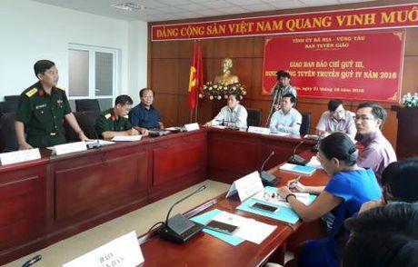 May bay roi tai Vung Tau: Bac thong tin do thoi tiet - Anh 1