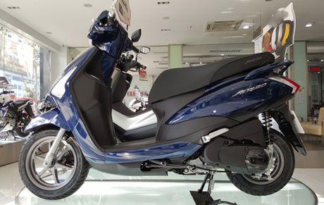 Yamaha Acruzo dinh loi phai trieu hoi hon 31.000 xe - Anh 1