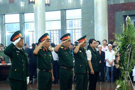 Le vieng 3 phi cong hy sinh trong vu may bay roi o Ba Ria-Vung Tau - Anh 2
