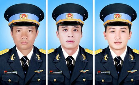 Le vieng 3 phi cong hy sinh trong vu may bay roi o Ba Ria-Vung Tau - Anh 3