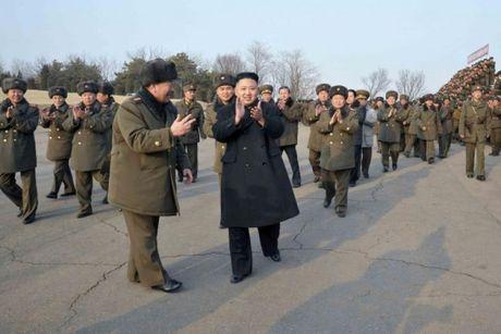 Kim Jong Un co nguy co bi am sat - Anh 1