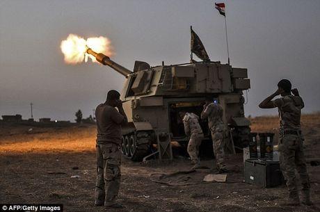 Bi danh tan tac, IS so hai phai mac vay vo tron khoi Iraq - Anh 2