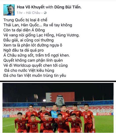 Viet nen lich su, U19 Viet Nam nhan qua 'sieu di' tu NHM - Anh 2