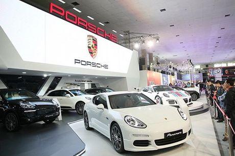 Nhung sieu xe Porsche nao se xuat hien tai VIMS 2016? - Anh 1