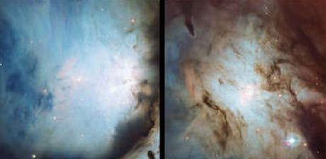 Phat hien tinh van M78 nup sau man bui khong gian - Anh 3