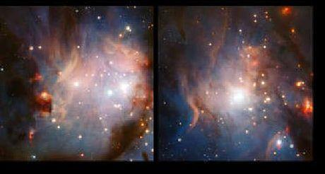 Phat hien tinh van M78 nup sau man bui khong gian - Anh 4
