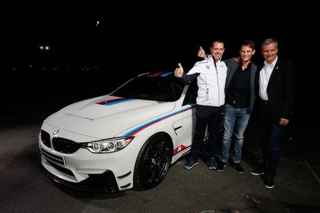 'Soi' BMW M4 DTM Champion Edition gia 3,63 ty - Anh 8